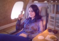 Enjoy Emirates Business Class
