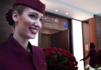 Grand Opening of the Qatar Airways Dubai Premium Lounge