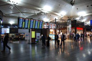 İstanbul Atatürk Havalimanı Dış Hatlar Terminali (Mayıs 2016)