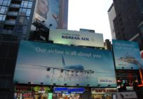 Korean Air: Excellence in Flight - Time Square