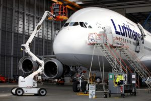 Lufthansa Technik - Airbus A380