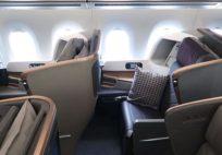 Singapore A350 Cabin Tour & AMS Platform Views