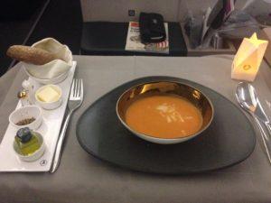 Kremalı Domates Çorbası (Creamy Tomato Soup)
