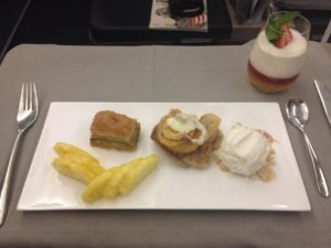 THY_Turkish Airlines_Inflight Meal_New York-Istanbul_Business Class_May 2016_008