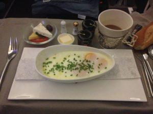 Tereyağında Yumurta (Fried Free Range Eggs in Butter)
