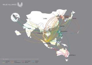 Value Alliance - Route map