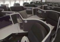Virgin Australia's new Boeing 777 Business Class