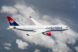 Air Serbia Airbus A330 (YU-ARA)