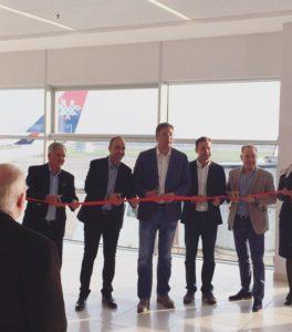 Air Serbia: Belgrad - New York hat açılış töreni (23 Haziran 2016)