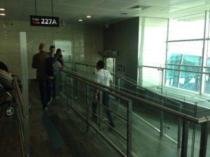 Istanbul Atatürk Havalimanı - MARS Kapı - 227A
