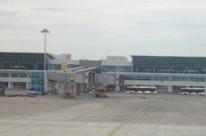 İstanbul Atatürk Havalimanı - MARS Tipi Yolcu Biniş Köprüsü