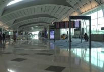 New Terminal at Hong Kong Airport Tour