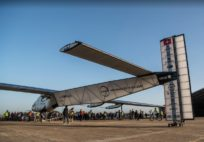 Solar Impulse world tour