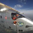 Solar Impulse, ABD üzerinde uçarken (Mayıs 2016)