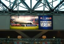 Turkish Airlines Euro 2016 Ad @ Berlin Tegel Airport  (June 2016)