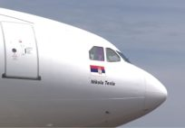 Air Serbia First Belgrade - New York Flight
