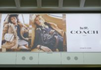 Coach interactive beacon campaign at Hong Kong Airport
