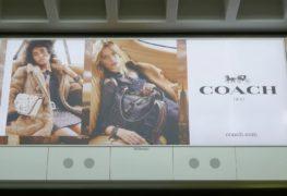 Coach interactive beacon campaign at Hong Kong Airport