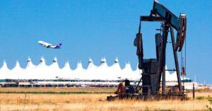 Dallas Havalimanı'ndaki petrol kuyusu