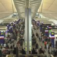 Hong Kong Airport Terminal Time-lapse