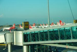 İstanbul Atatürk Havalimanı (Temmuz 2016)