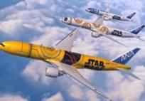 STAR WARS JETS C-3PO™ ANA JET