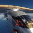 Solar Impulse great GoPro footages during the last leg of the round-the-world