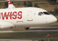 Swiss - Bombardier CS100