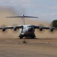 Airbus A400M Unpaved Runway Campaign