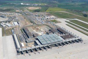 Berlin (BER) Willy Brandt Havalimanı