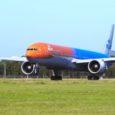 KLM Boeing 777 orange pride