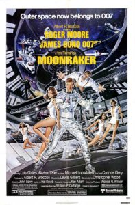 James Bond - Moonraker