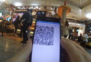 Przemek Jaroszewski_fake boarding pass_istanbul_lounge