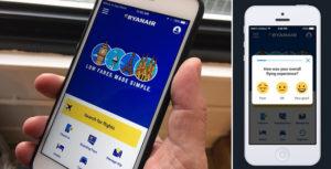 Ryanair - Rate My Flight App