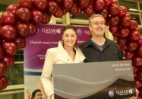Surprise Business Class Upgrades for Qatar Airways Passengers