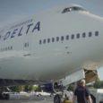 The First Boeing 747-400 @ Delta Flight Museum