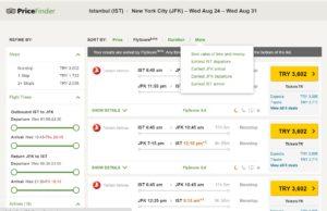 Tripadvisor price finder