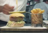 Virgin Atlantic - The New Clubhouse Burger