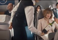 CEO Wilson is coming – TV Spot Lufthansa
