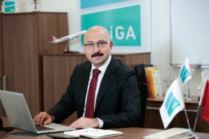 İGA Havalimanı İşletmesi CEO'su Hüseyin Keskin