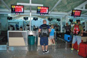 AirAsia @Bali Denpesar Airport