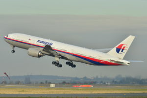 Malaysia Airlines - Boeing 777 (MH370)