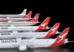 Qantas, marka kimliğini yeniledi (Ekim 2016)