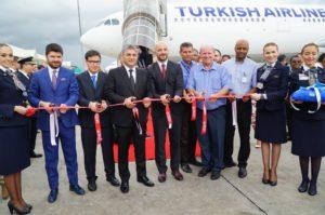 THY, Seyşeller (SEZ) hattını açtı. (Ekim 2016)