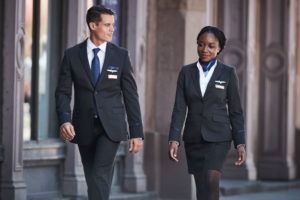 American Airlines yeni üniforma (Eylül 2016)