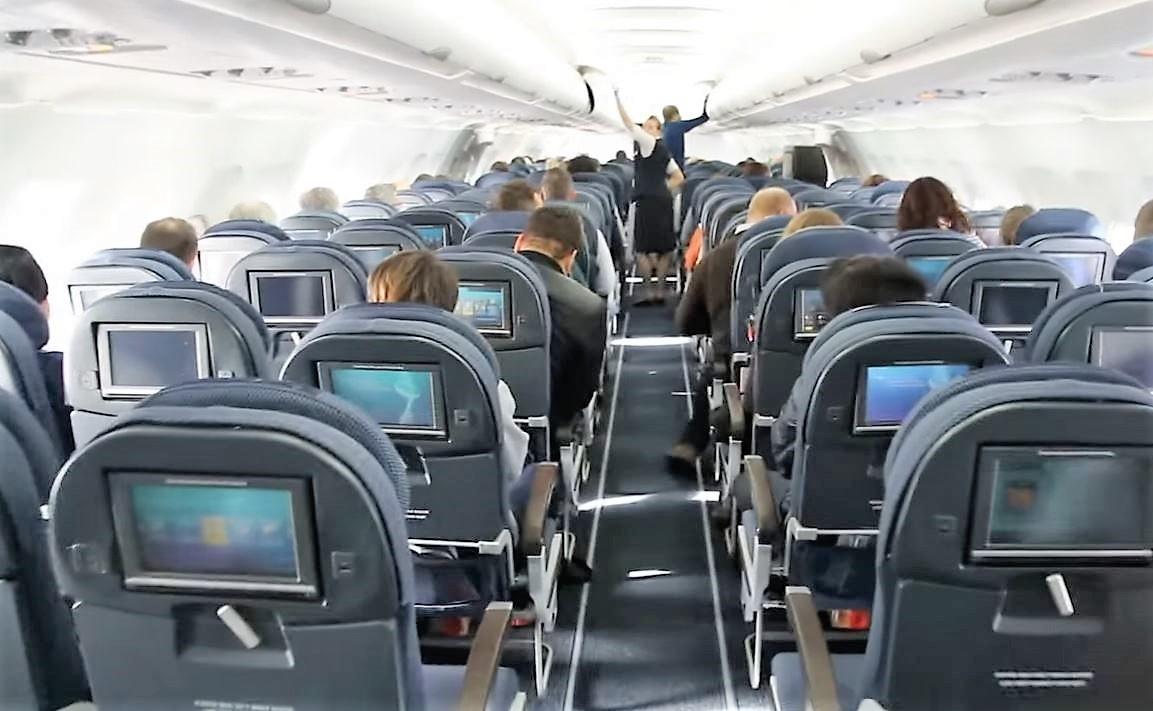 Airbus A350: iç düzen, özellikler ve yorumlar