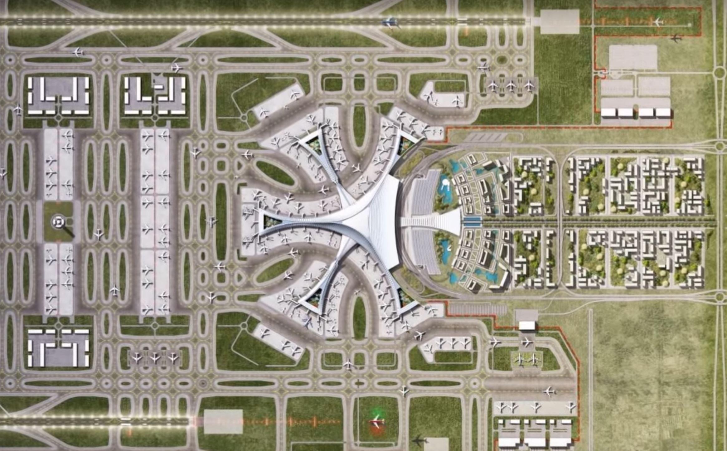 Pekin Daxing Havalimanı Havayolu 101