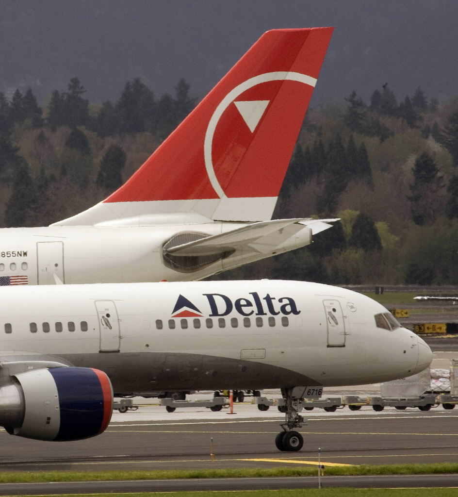 Delta Northwest merger