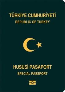 TC_Yesil Pasaport_Hususi Pasaport_2014