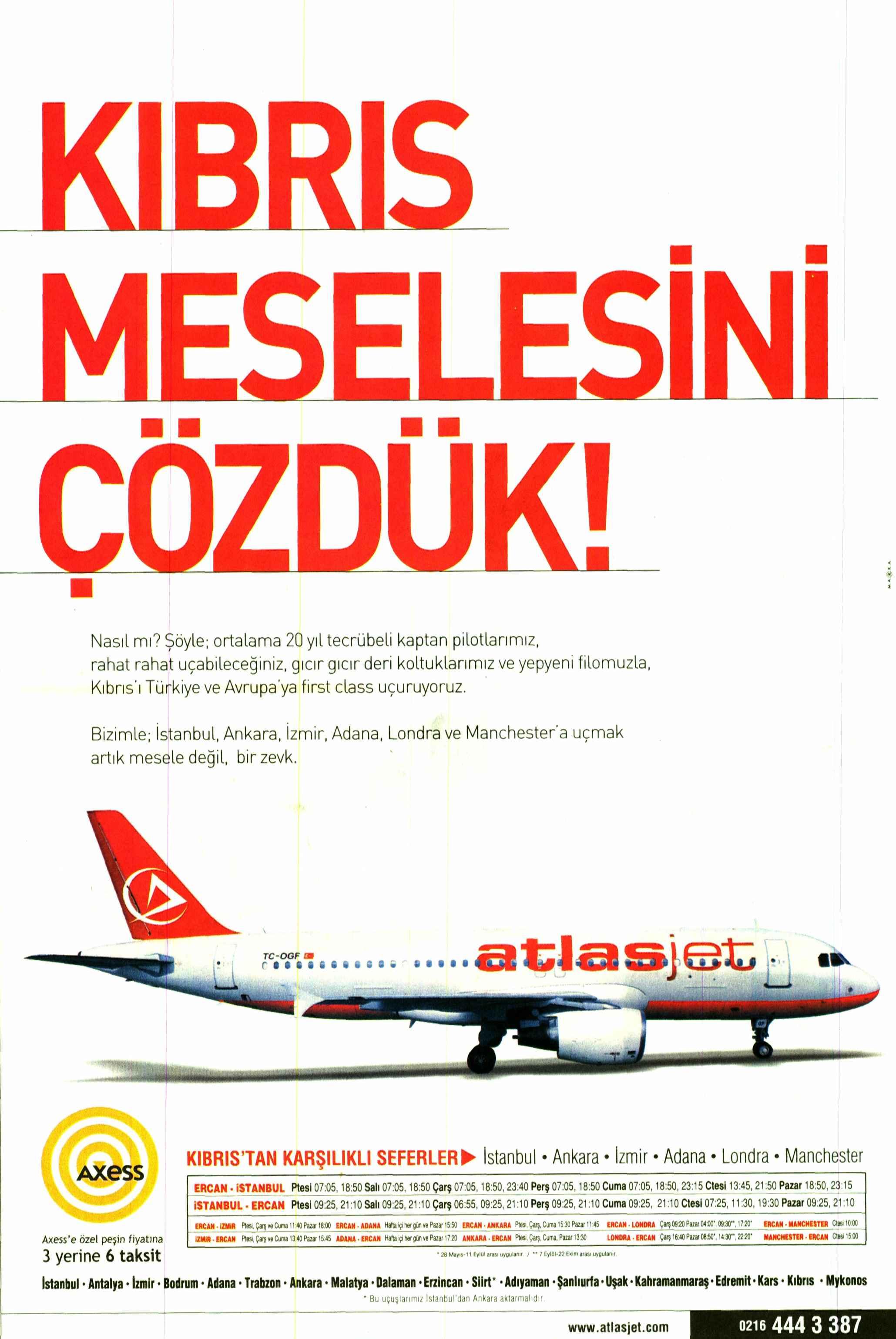 Atlasjet_Kıbrıs_reklam